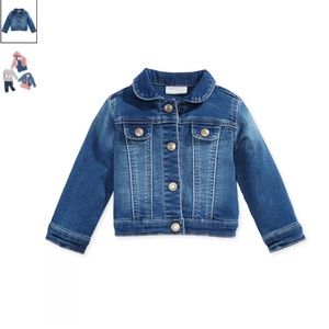 Toddler First Impressions Blue Denim Jacket 18 Mon